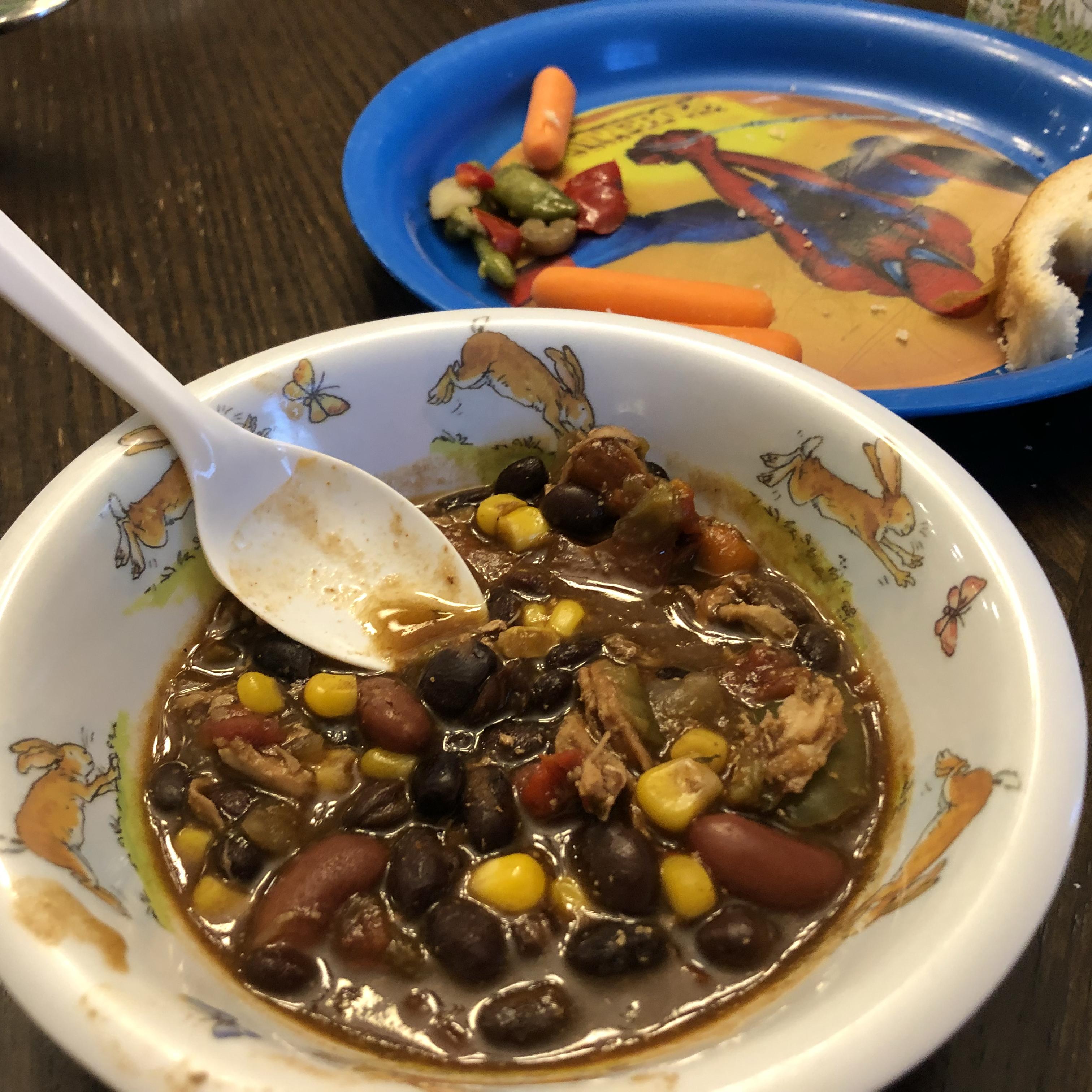 Chicken Chili Soup Recipe Allrecipes