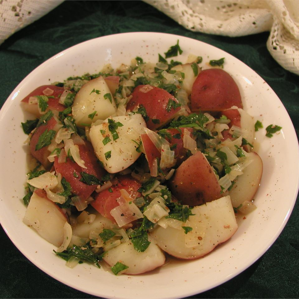 Parsley Potatoes Beth Wand Sidell