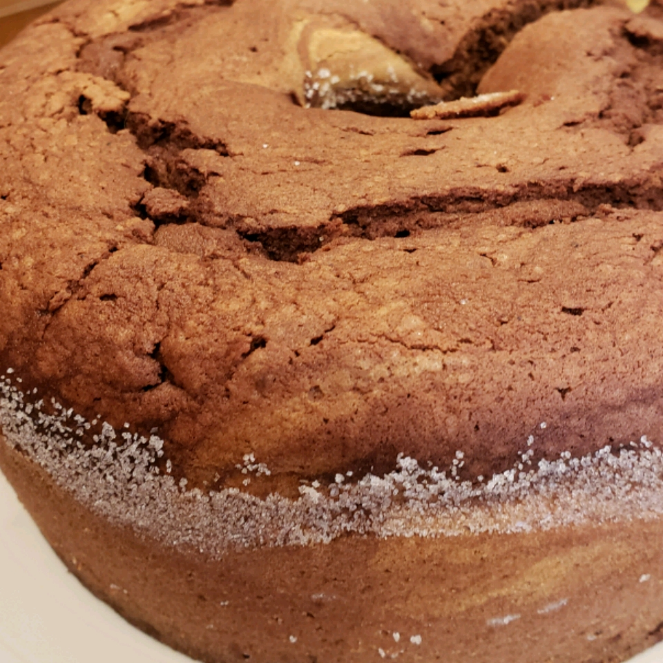 Best Chocolate-Cream Cheese Pound Cake Julia McCall Cable