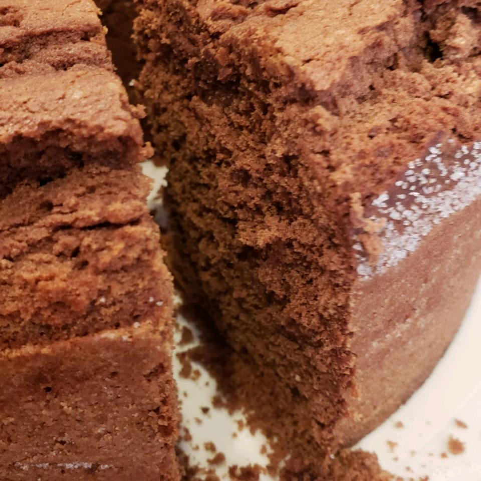 Best Chocolate-Cream Cheese Pound Cake