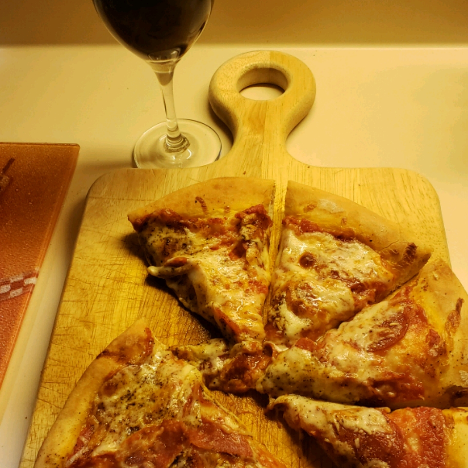 Homemade Pizza Sauce with Olive Oil Timothy Riley