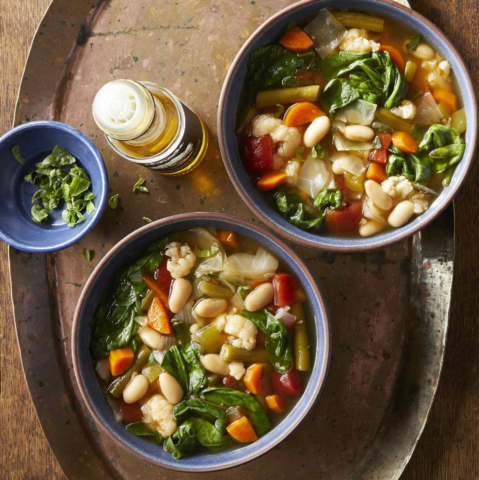 Instant Pot Vegetable Soup Carolyn Casner