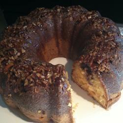 Irish Cream Bundt Cake Michelle Beecher