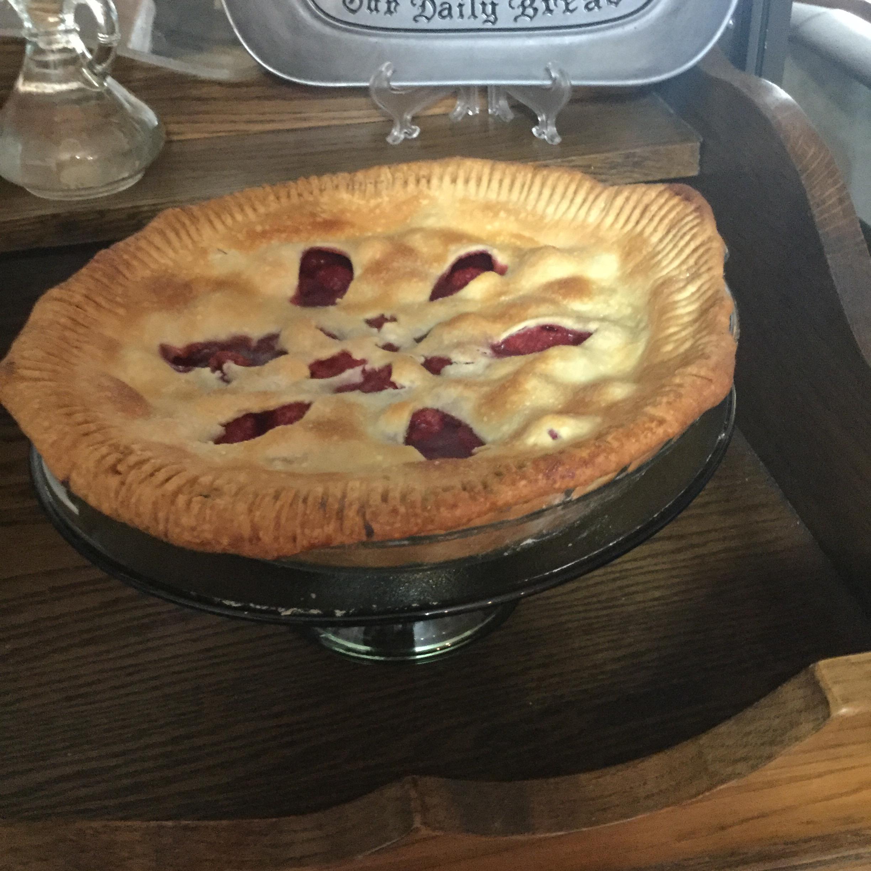 Raspberry Pie II Goldie