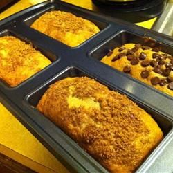 Easy Banana Bread Whitney Wesson Herring