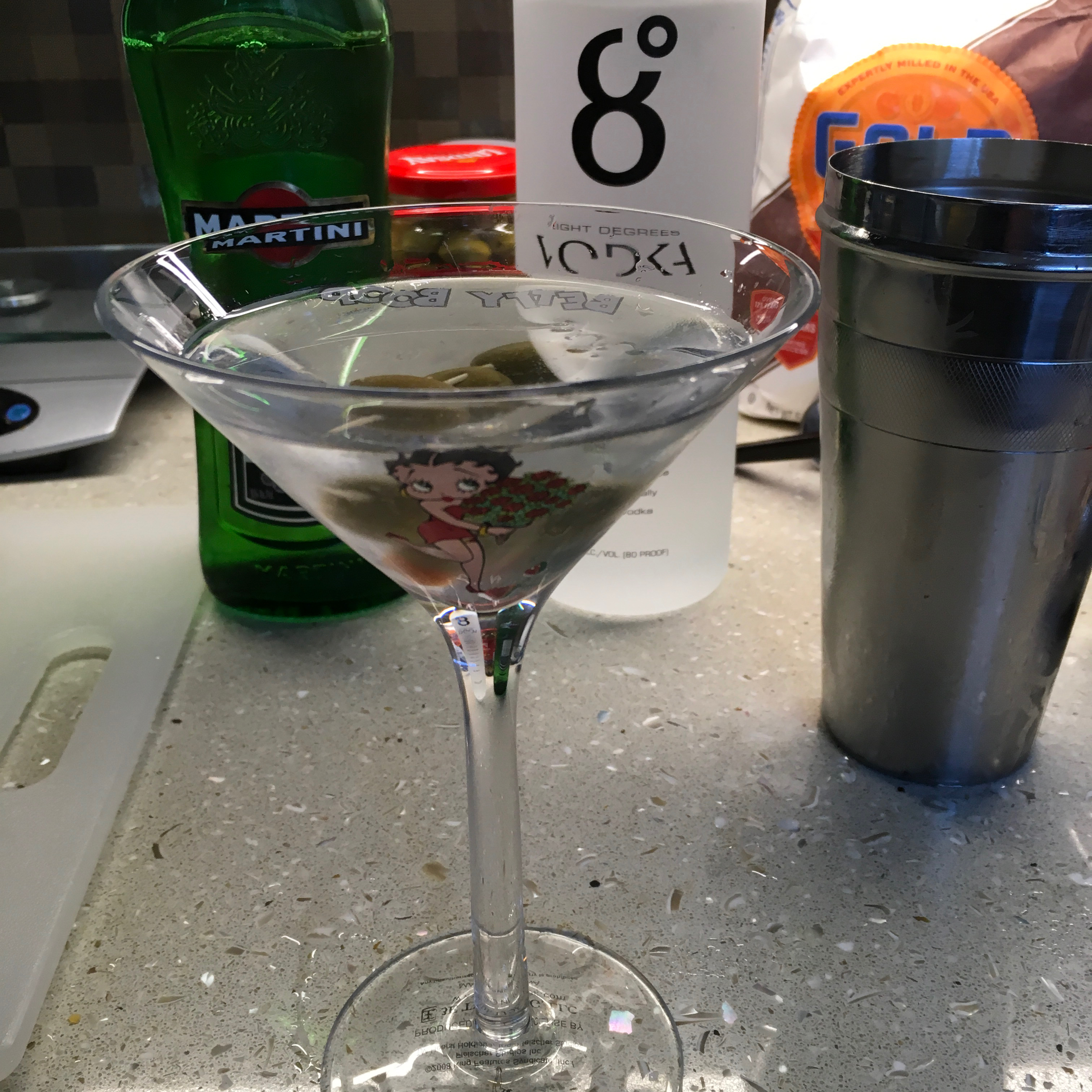 Vodka Martini Cocktail Eric Molsness
