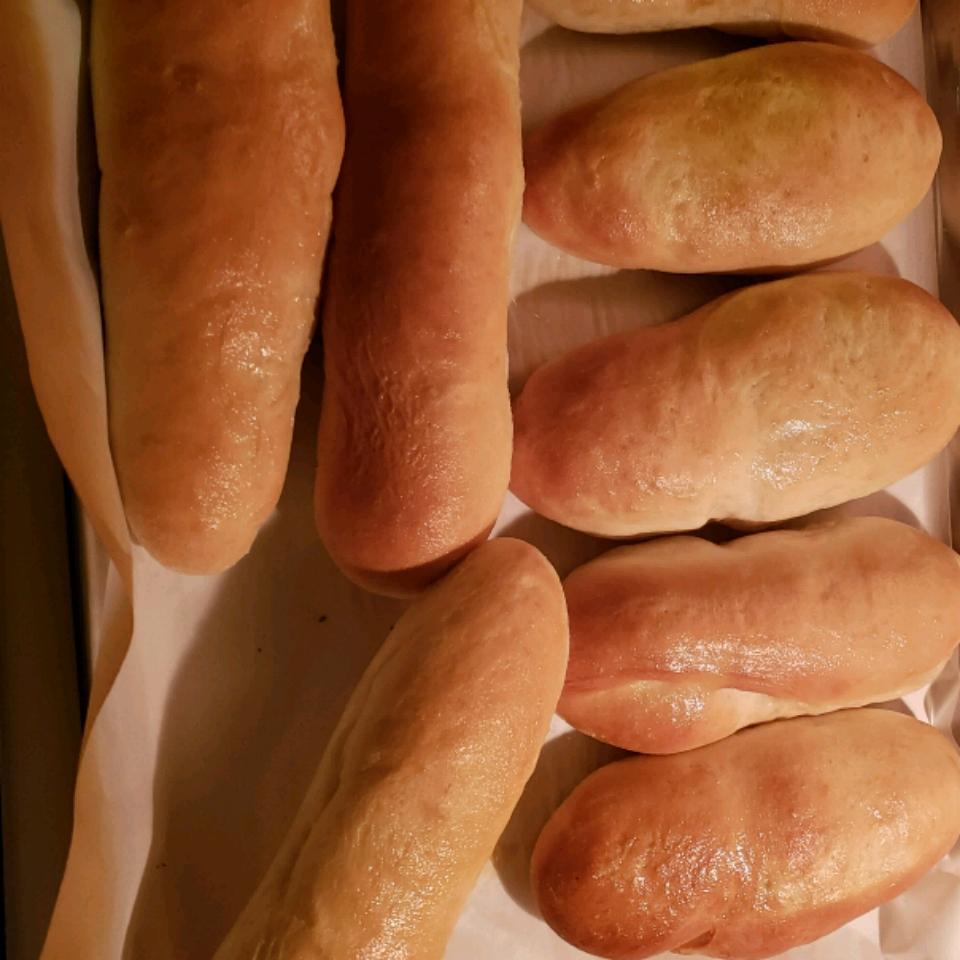 Super Fluffy Bread Sticks Timothy Riley
