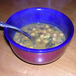 Delicious Chickpea Curry em2781