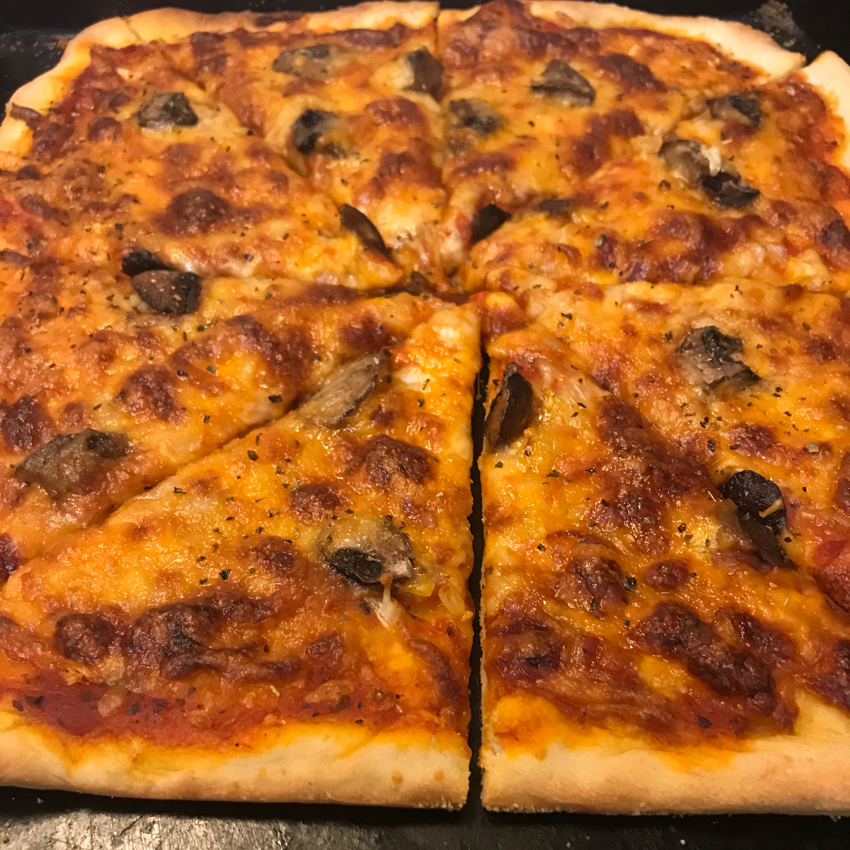 Master Pizza Dough Matthew Quintin Compson