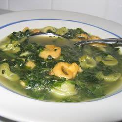 Spinach Tortellini Soup joy-of-jesus-smileymom