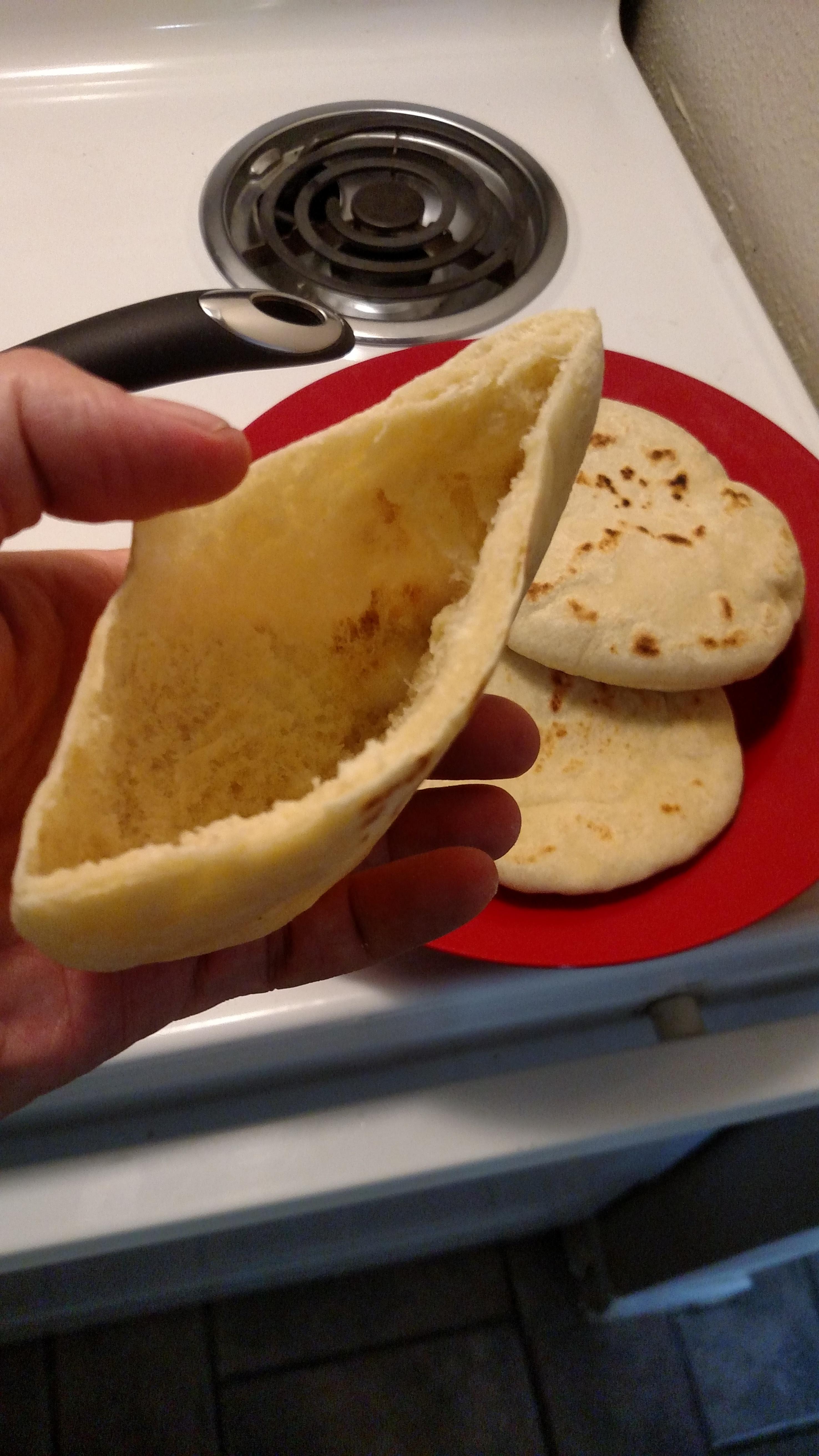 Chef John's Pita Bread