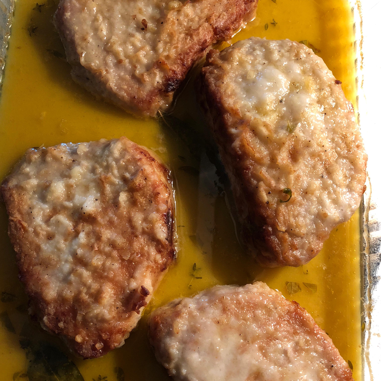 Margie's Sour Cream Pork Chops Teri Edwards