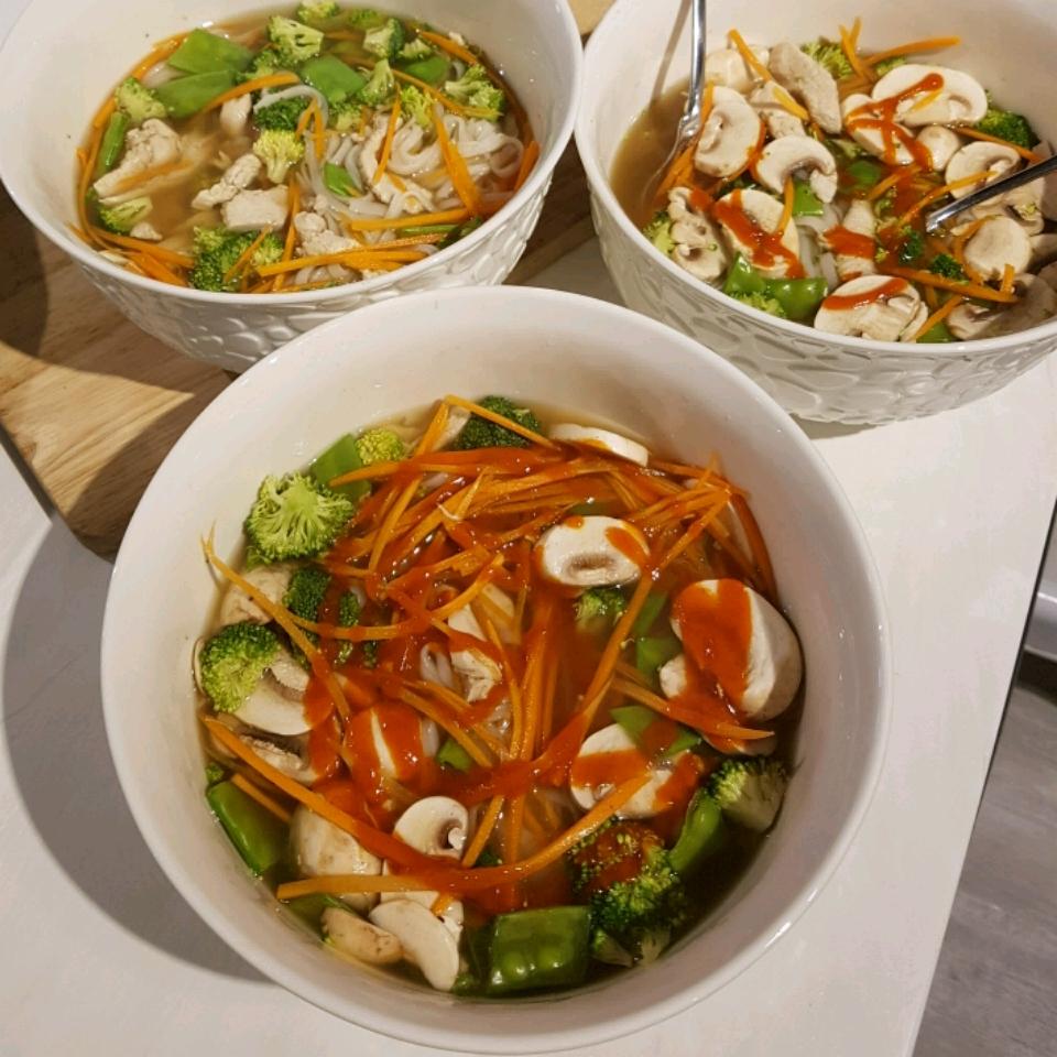 Pho-Vietnamese Noodle Soup VickyV