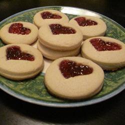 Raspberry Star Cookies Karoline