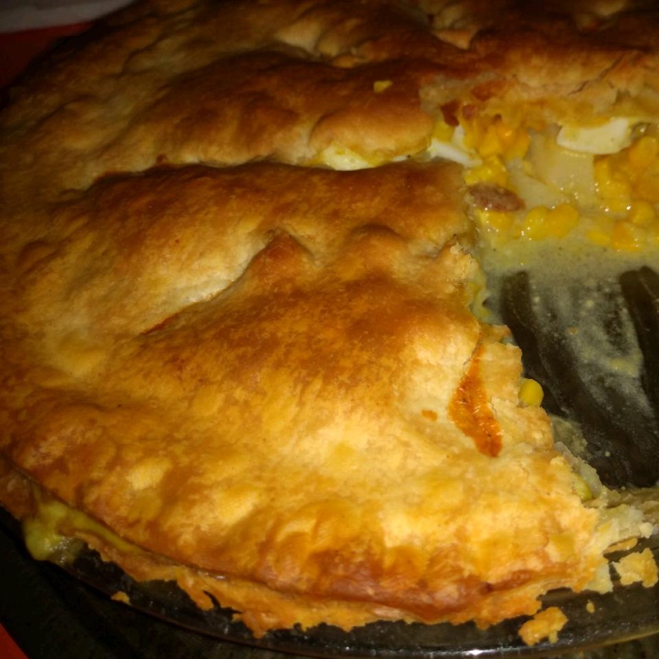 Pennsylvania Dutch Corn Pie Tina Hunt
