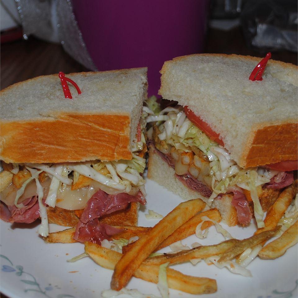 Pittsburgh Sandwich Pam Ziegler Lutz
