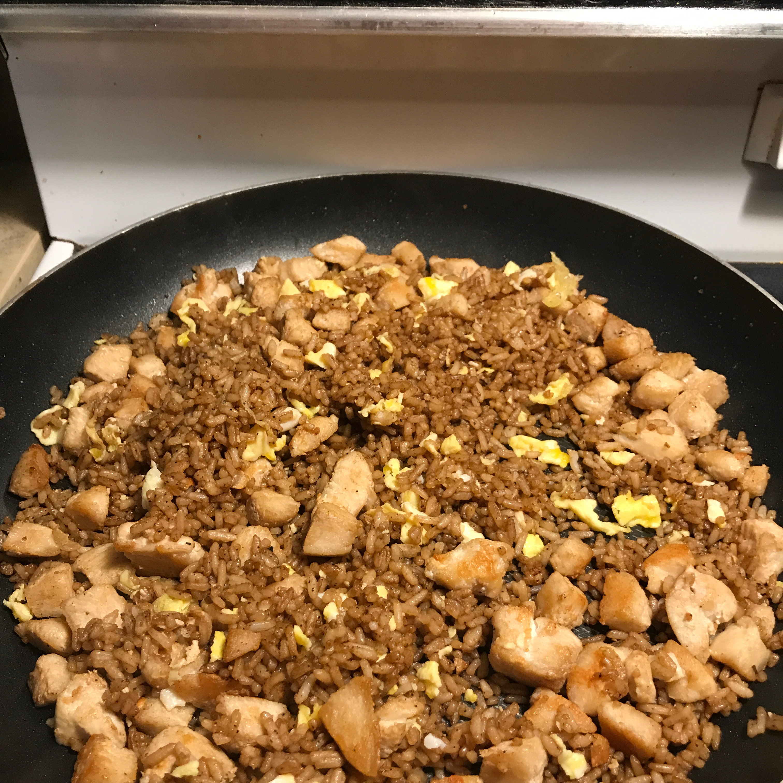 Chinese Chicken Fried Rice II Jessica Kuether Martinson