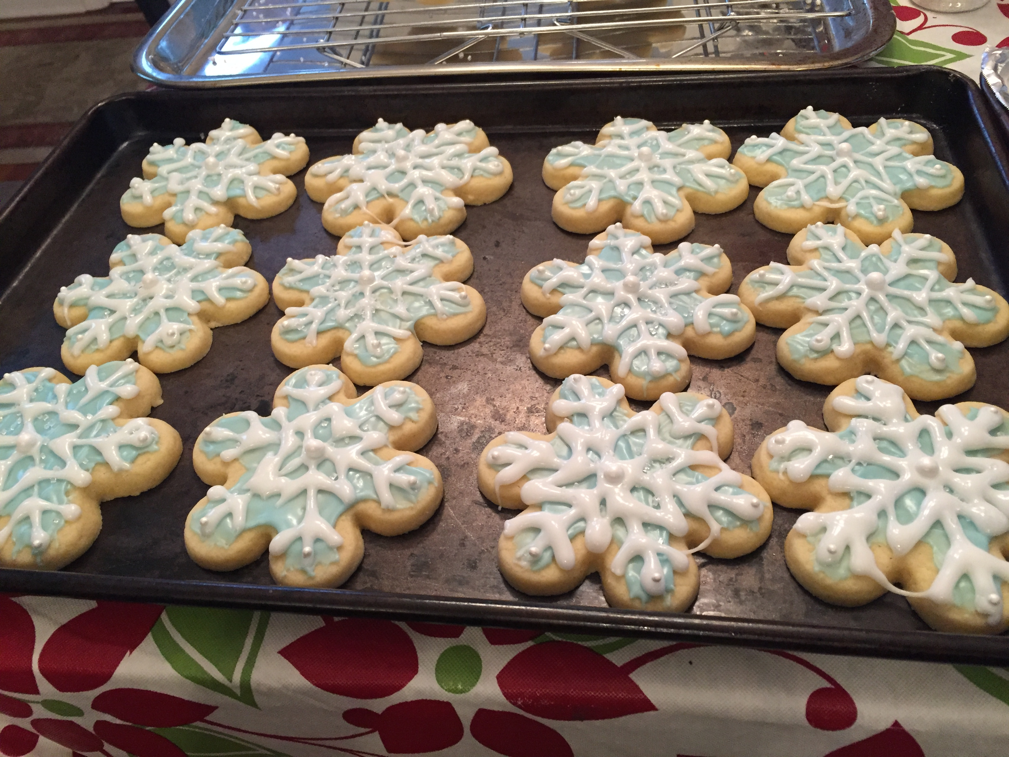 Sugar Cookie Icing Ivy C. Tiu