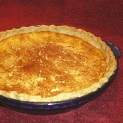 Ricotta Cheese Pie I Tracy Ann