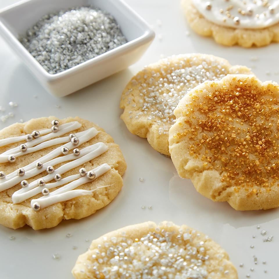 Easy Breeze Sugar Cookies