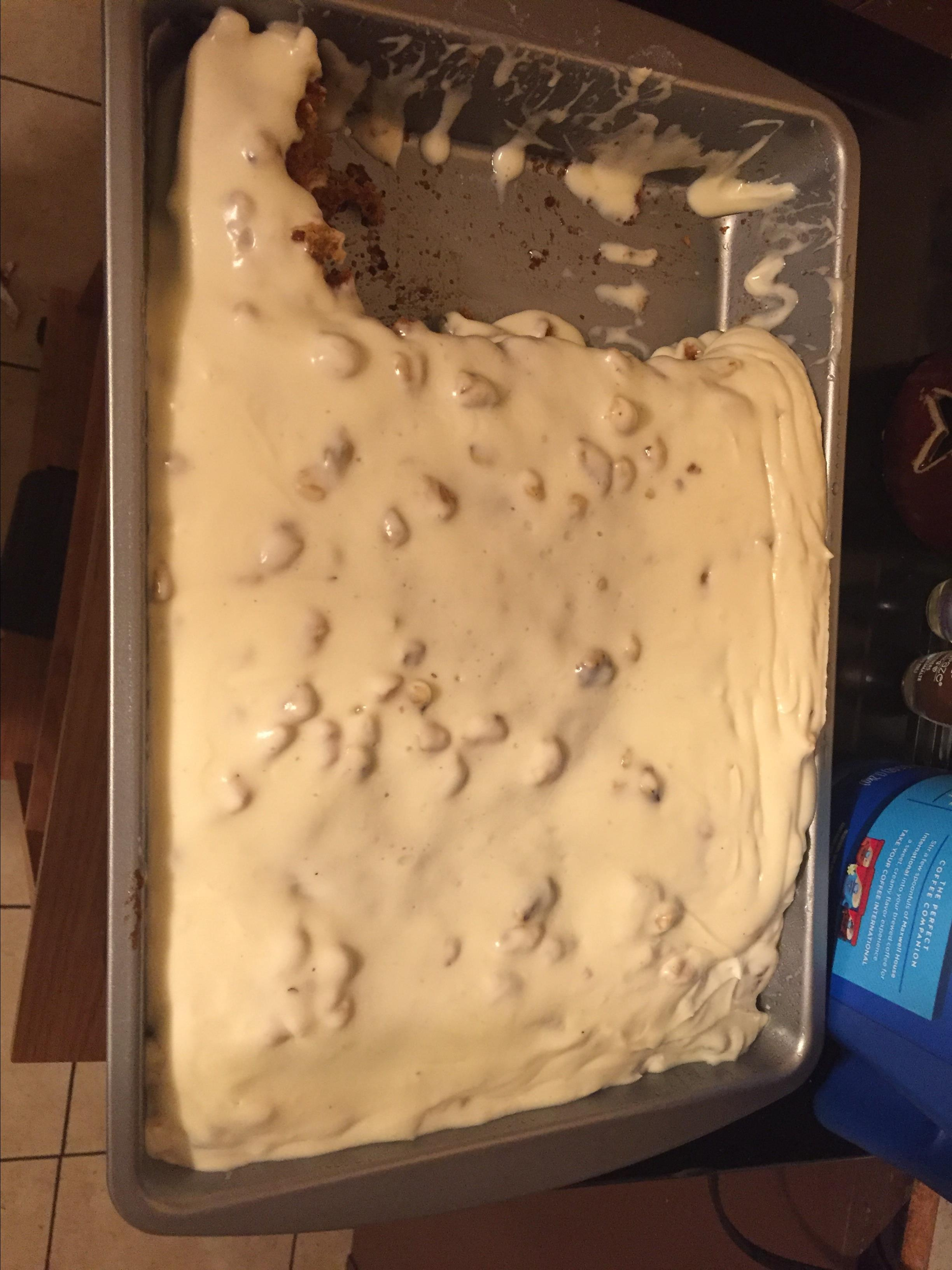 Swedish Nut Cake Kaci Jo