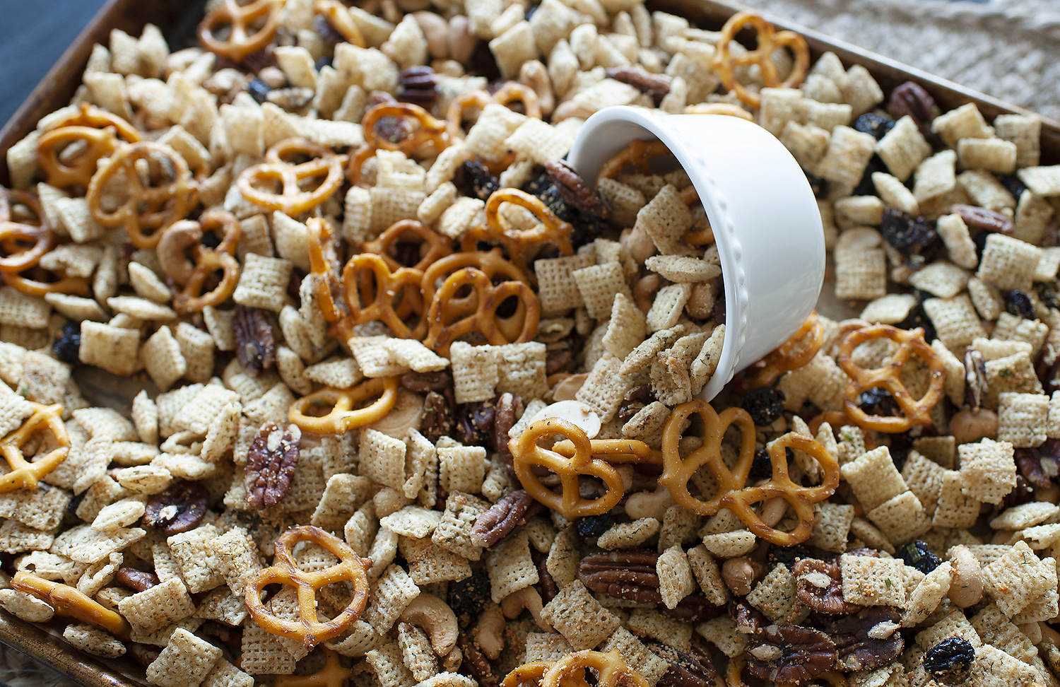 Buttery Gluten-Free Ranch Chex® Mix