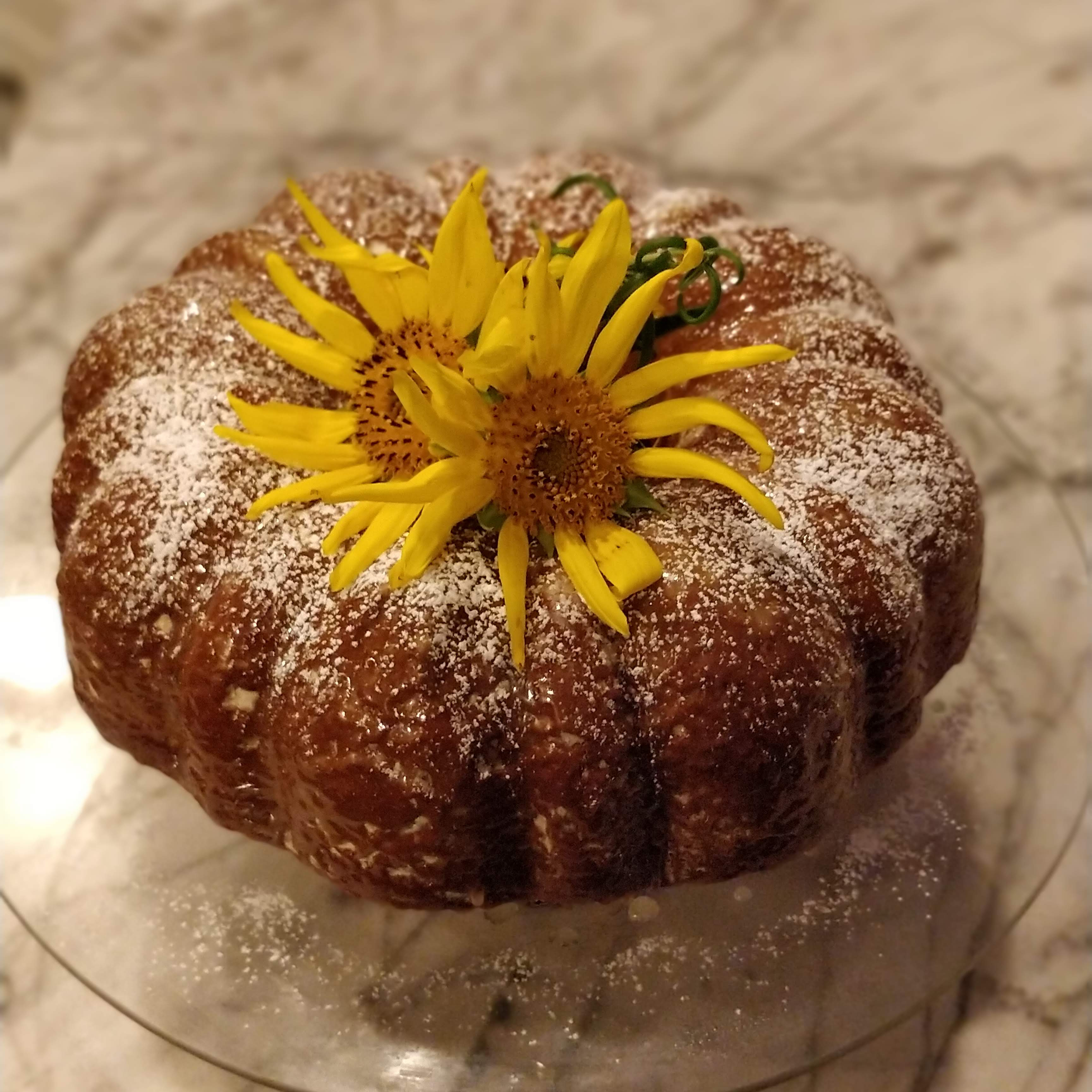 Apricot Nectar Cake II Marce Pascual