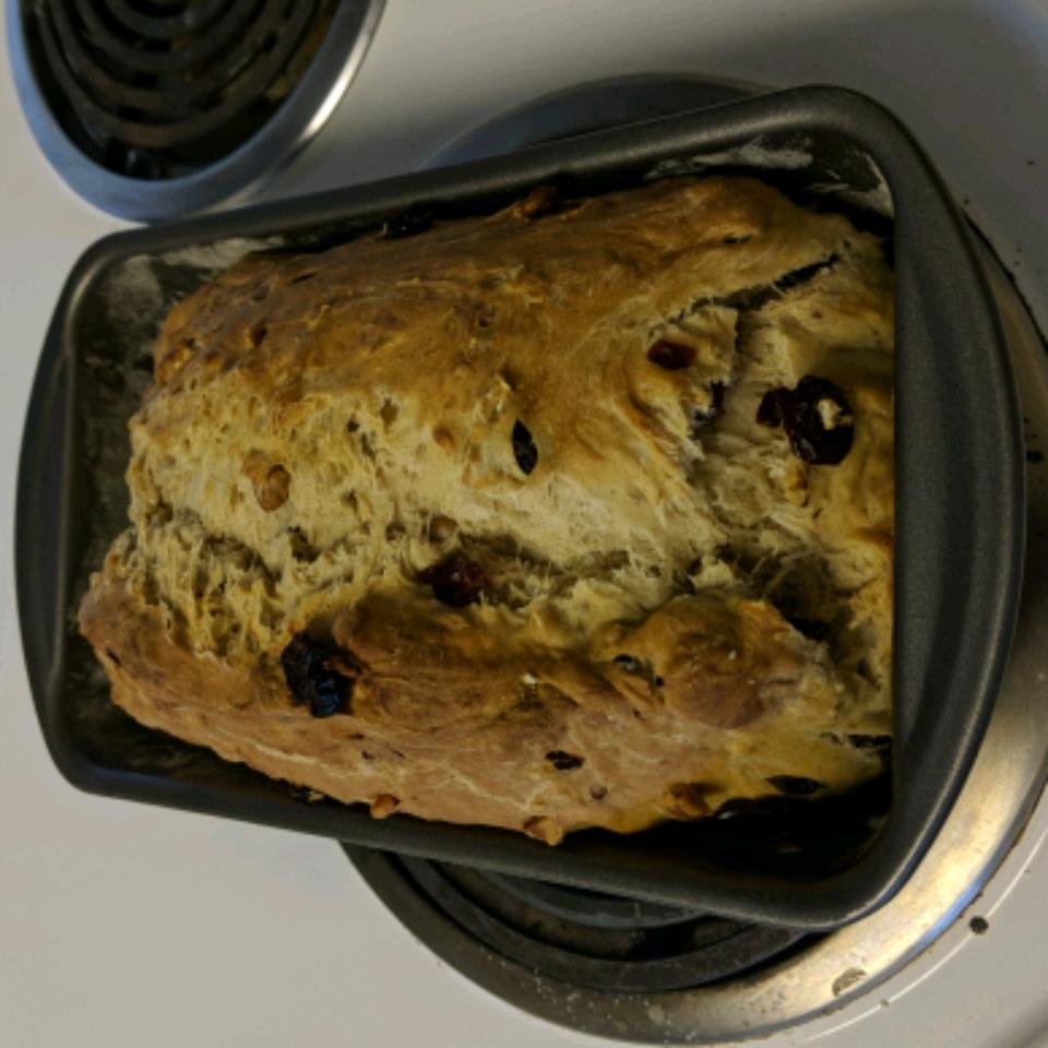Cranberry Walnut Bread Aurora Gregory