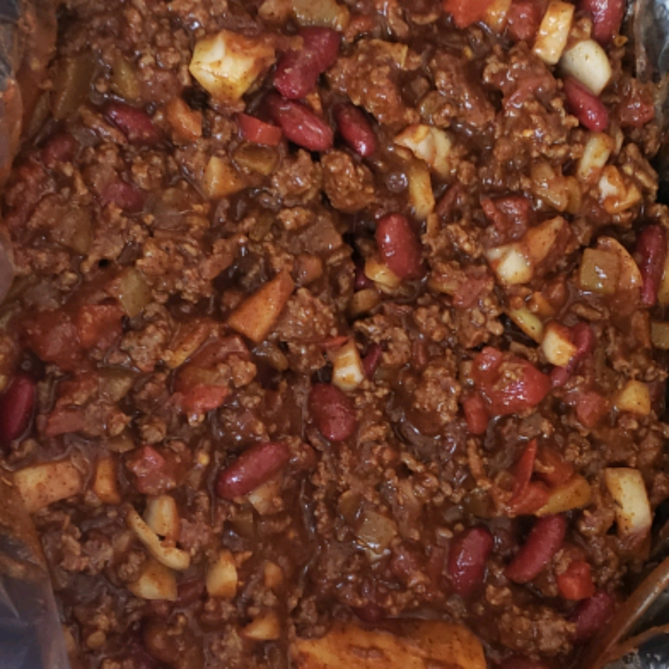 Jay's Spicy Slow Cooker Turkey Chili Brandi