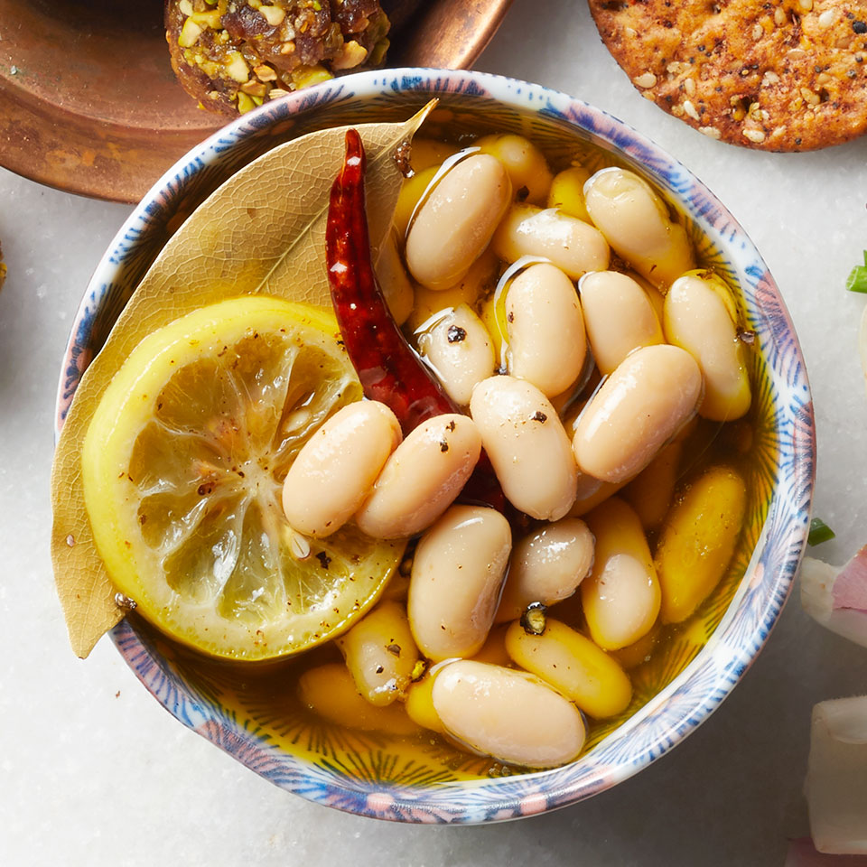 Marinated White Beans Trusted Brands