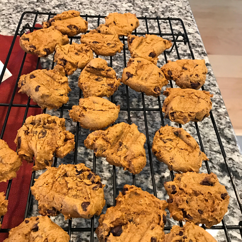 Pumpkin Spice Cookie Darlene Cowcer