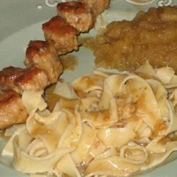 Grandma's Butter Noodles