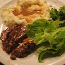 Round Steak and Gravy II