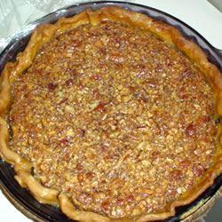 Brandy Pecan Pie MKBERTHOT
