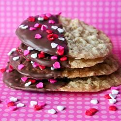 Lacy Oatmeal Cookies