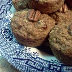 Orange Oatmeal Muffins