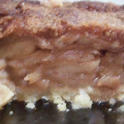 Crumb Apple Pie Jenn T.
