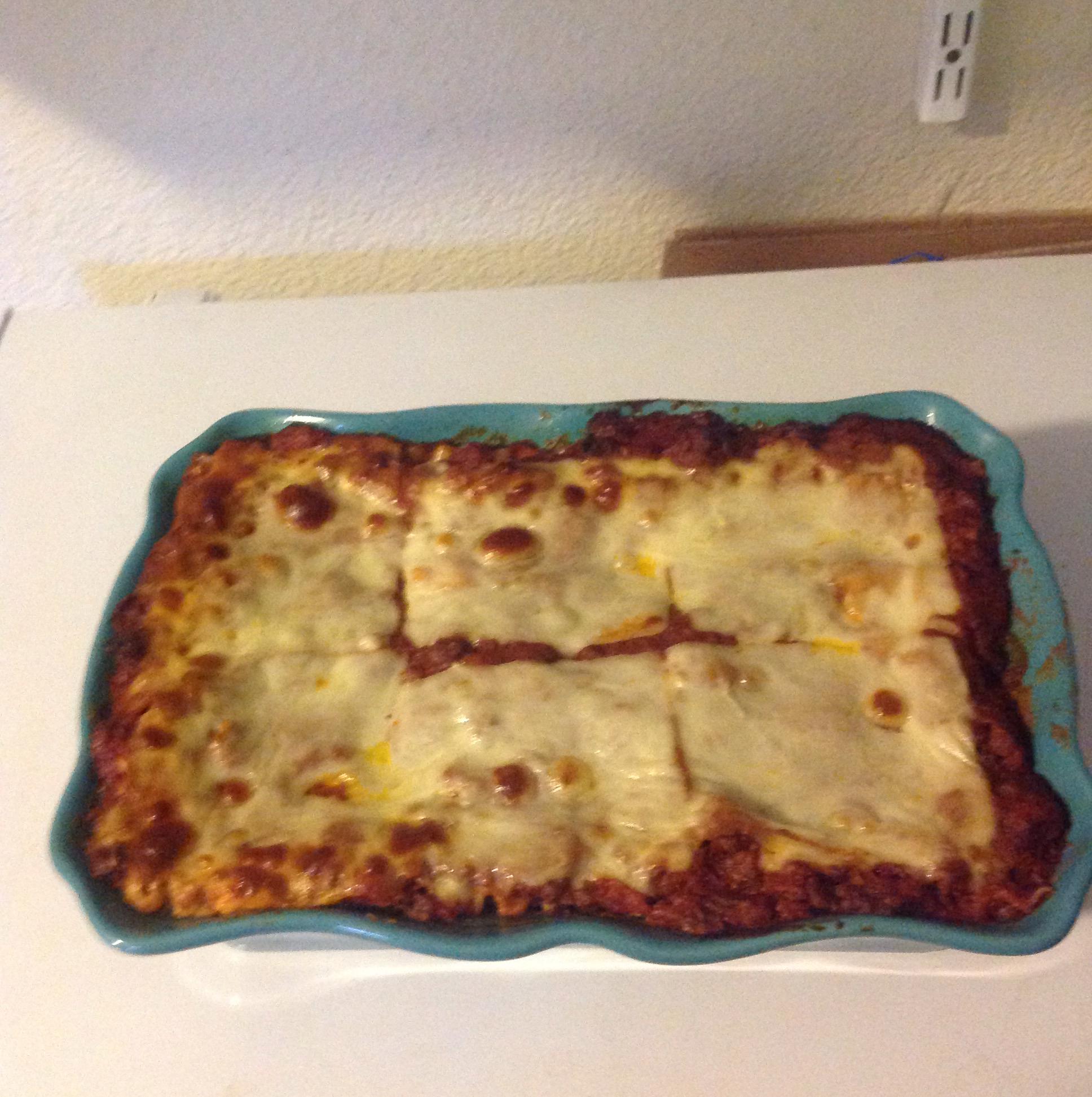 World's Best Lasagna Michael Maddox