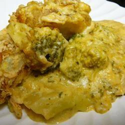 Potato and Broccoli Casserole Molly