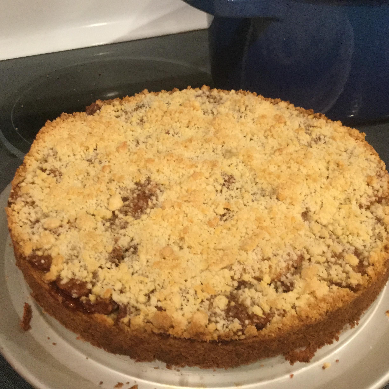 Apple Shortbread Pie Nando