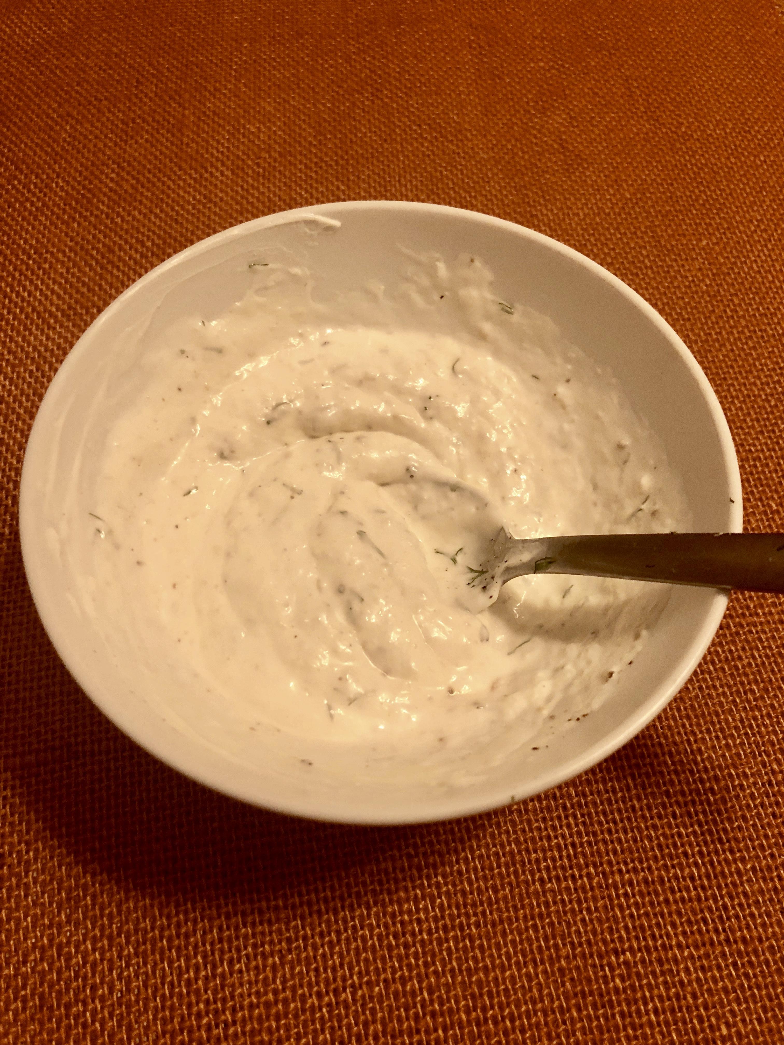 Prime Rib Horseradish Sauce