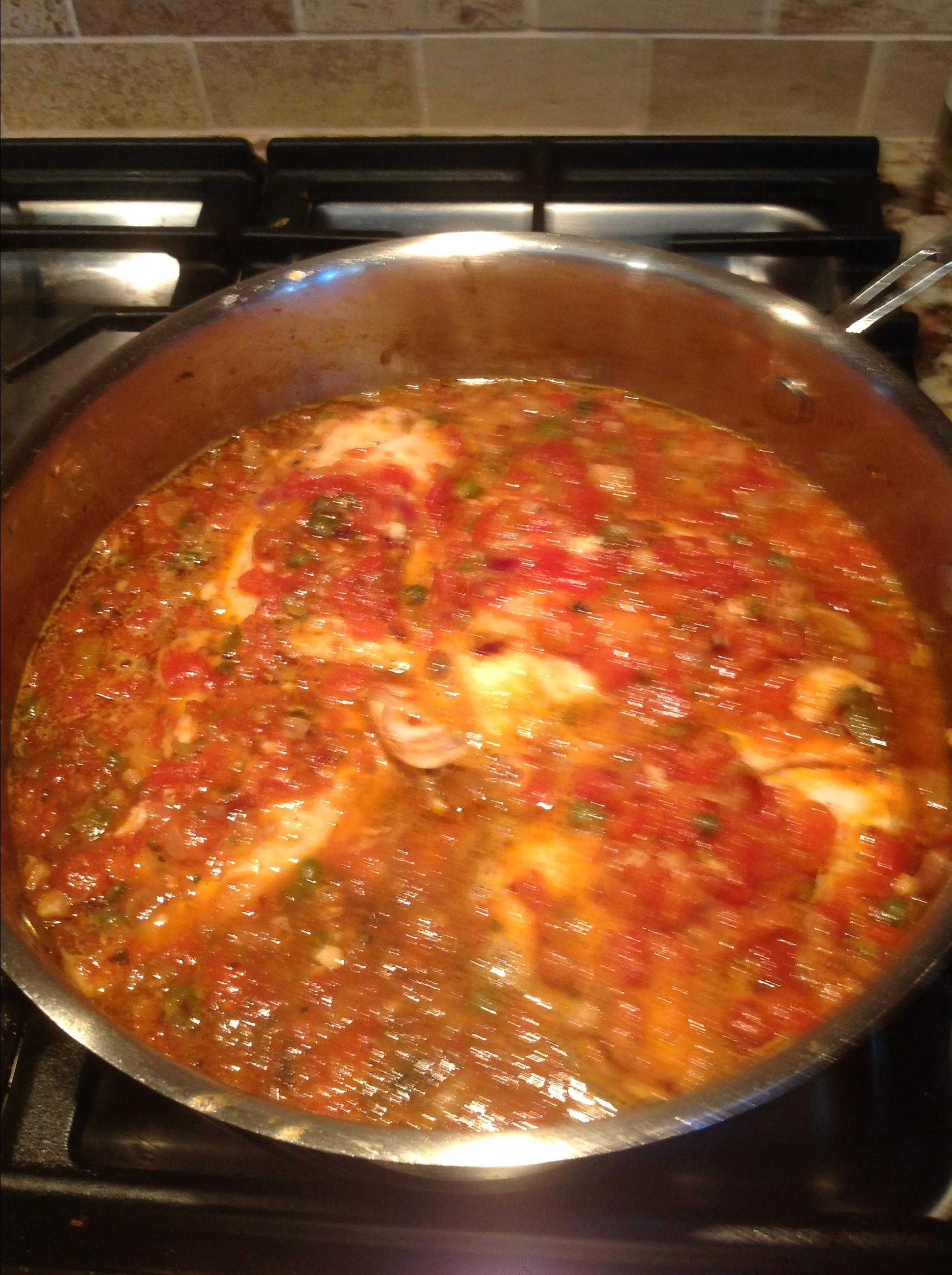 Spicy Red Snapper noscale4me