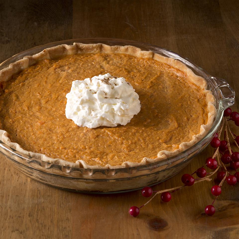 Creamy Buttermilk Sweet Potato Pie