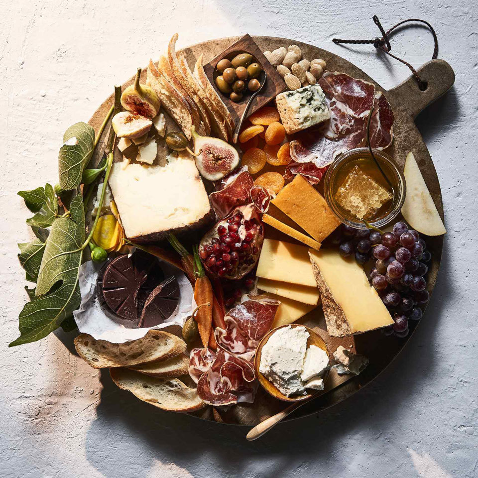 Winter Charcuterie Board Trusted Brands