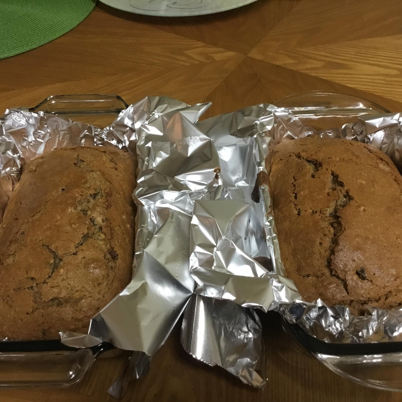 Zucchini Bread II karen
