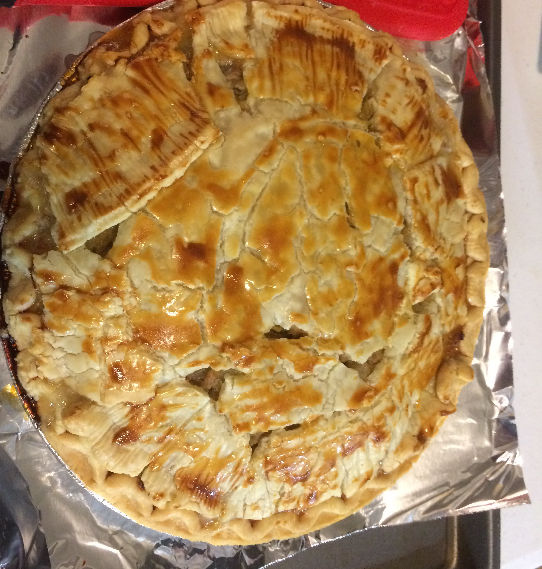 Meat Pie (Tourtiere) A S