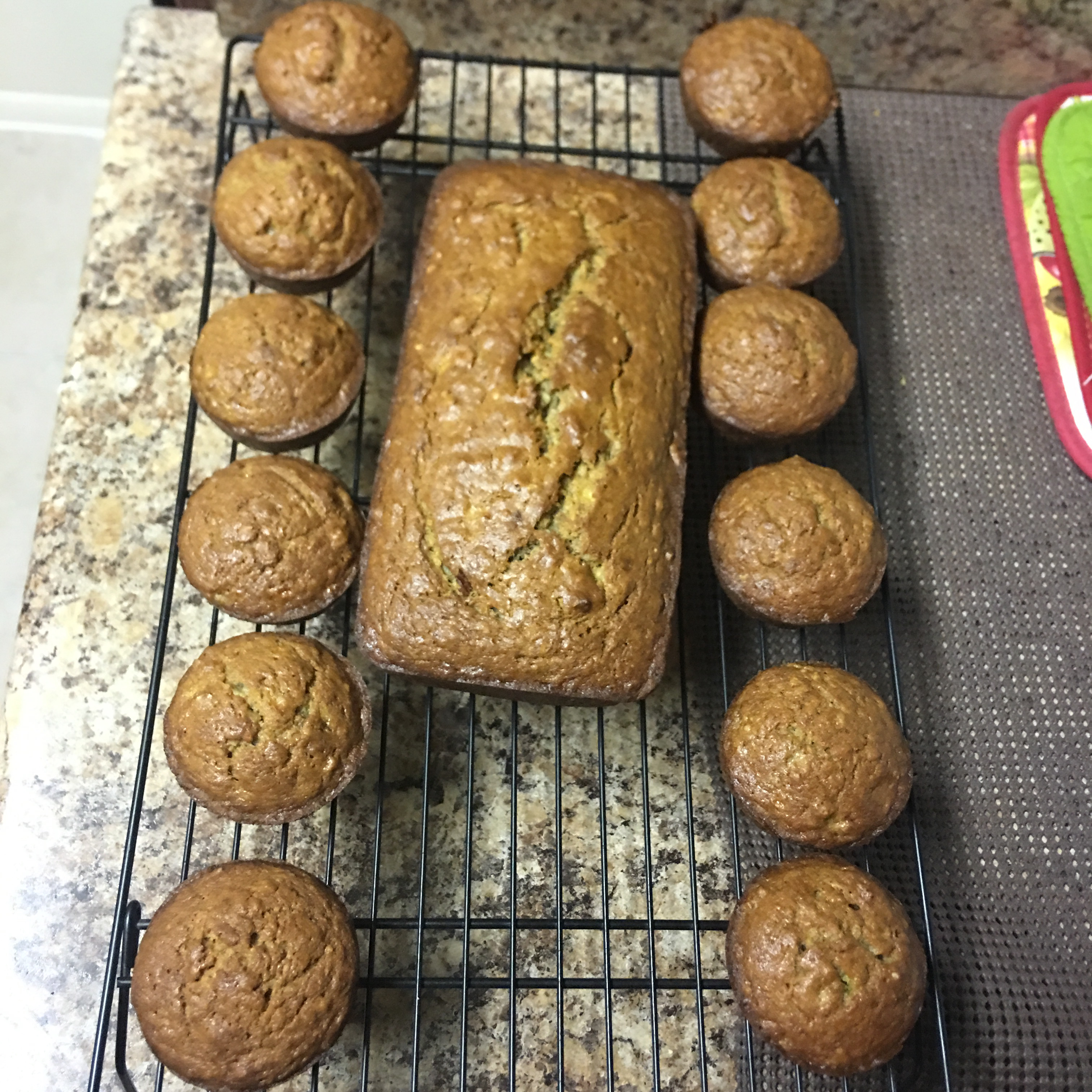 Spiced Banana Bread Kaby