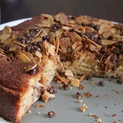 Overnight Coffee Cake alyacroft