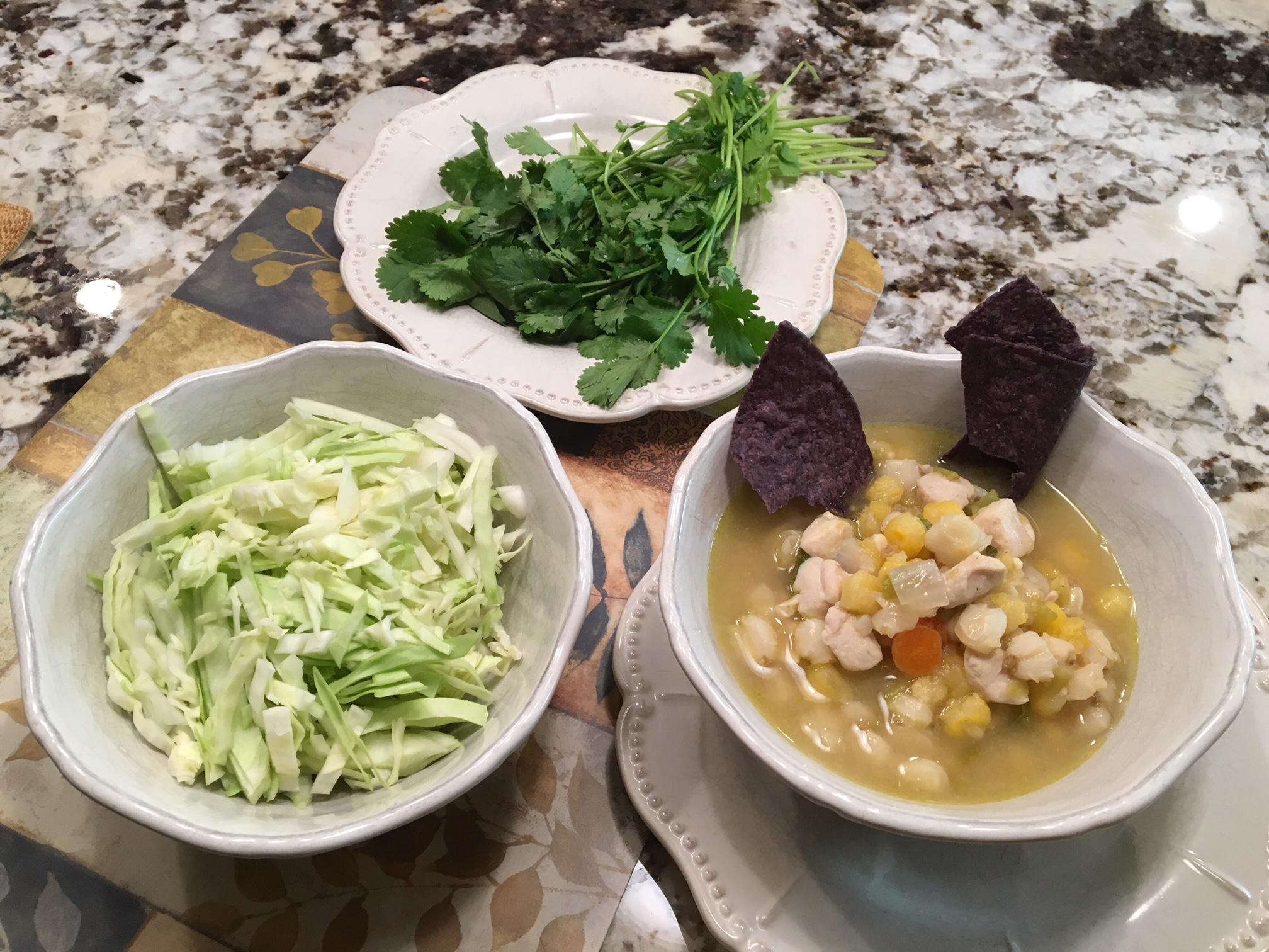 Zippy Posole (Pozole) Soup