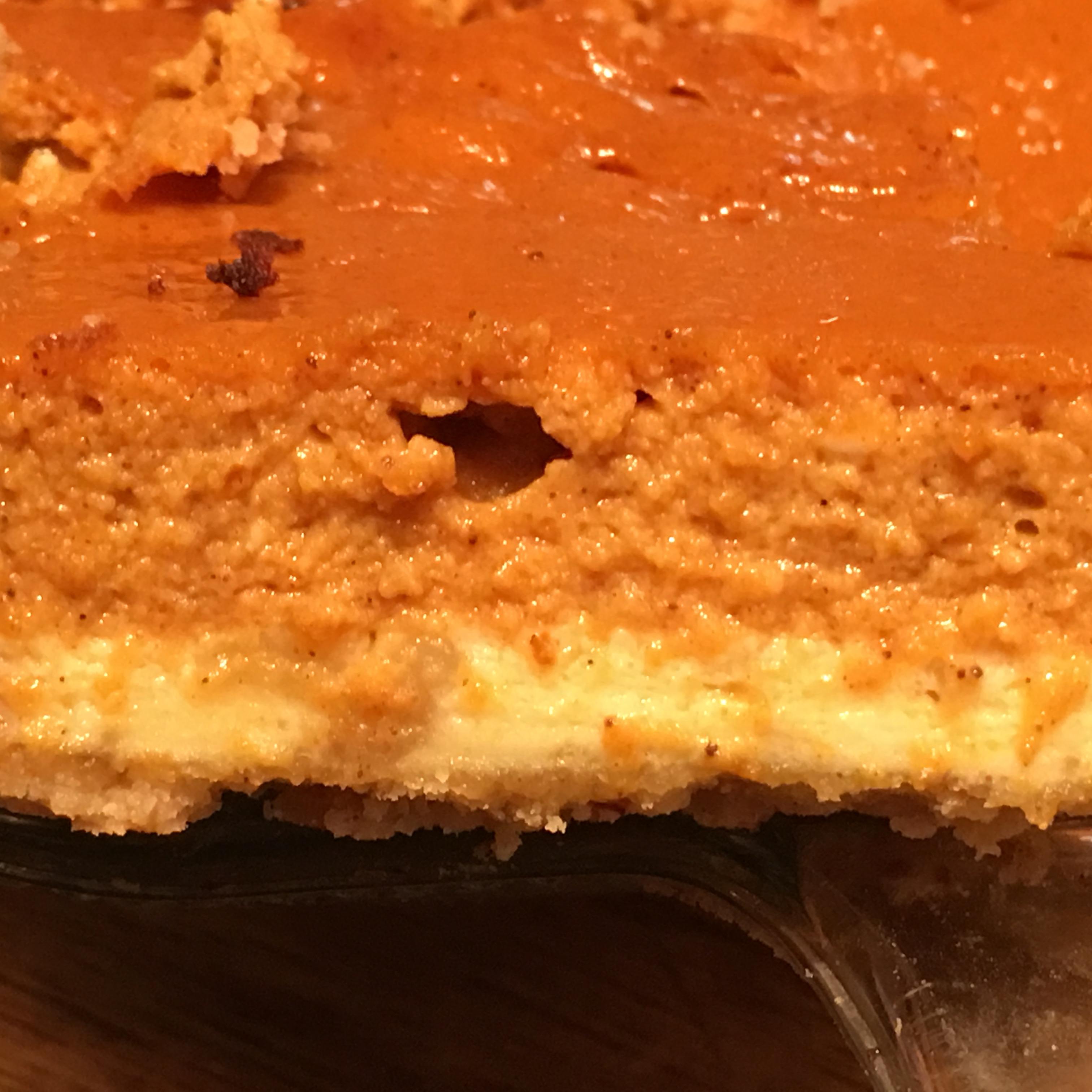 Perfect Pumpkin Cheesecake Bars